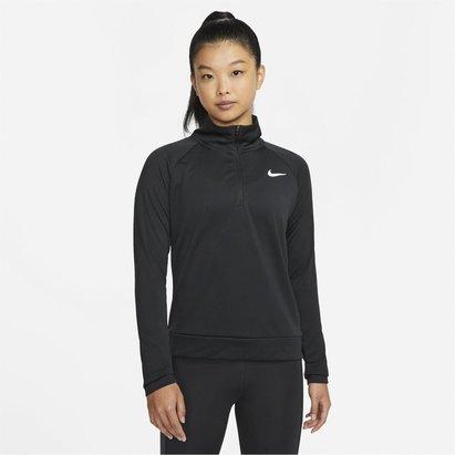 Nike Half Zip Core Long Sleeve Running Top Ladies