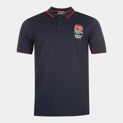 RFU England Rugby Core Polo Shirt Mens