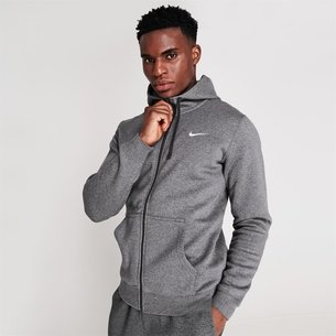 Nike Sportswear Club Fleece Mens Full Zip Hoodie