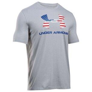 Under Armour Sportstyle Logo T-Shirt Mens