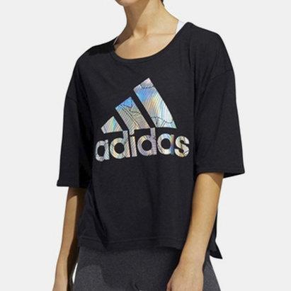adidas Uni BOS T-Shirt Ladies
