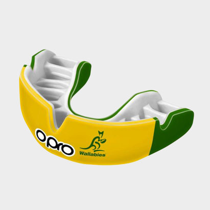 Opro Power Fit Wallabies Mouth Guard