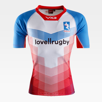 VX3 SKRUM 2019 Home S/S Rugby Shirt Adults