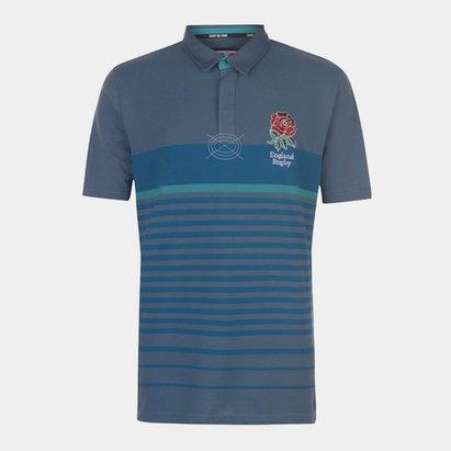 RFU England Pique Polo Shirt Mens