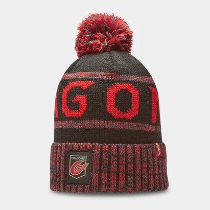 VX3 Dragons 2019/20 Rugby Bobble Hat