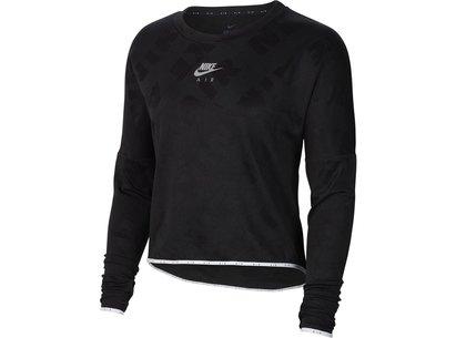 Nike Air Mid Crew T Shirt Ladies