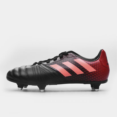 adidas All Blacks Soft Ground Rubgy Boots Junior Boys