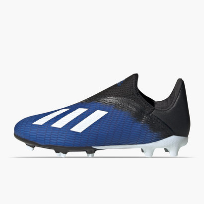 adidas X 19.3 Laceless Junior FG Football Boots
