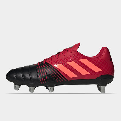adidas Kakari Mens Rugby Boots Soft Ground