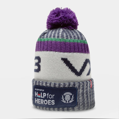 VX3 Scotland Help For Heroes Bobble Hat