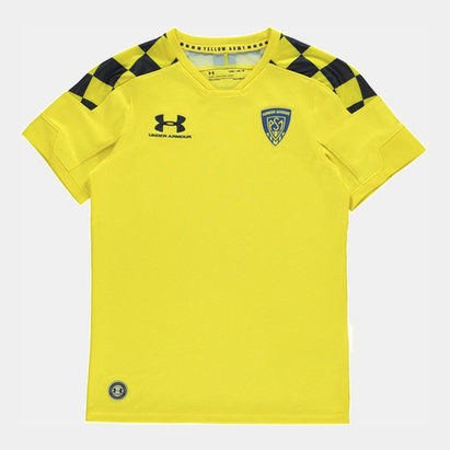 Under Armour Clermont Auvergne 2019/20 Home Kids Replica Shirt