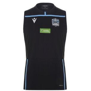 Macron Glasgow Warriors Rugby Travel T-Shirt