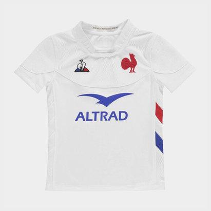 Le Coq Sportif France Alternative Rugby Shirt 2019 2020