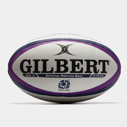 Gilbert Scotland Official Replica Rugby Ball