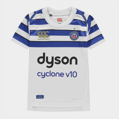 Canterbury Bath Rugby Jersey Childrens
