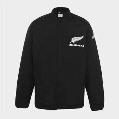 adidas All Blacks Jacket Mens
