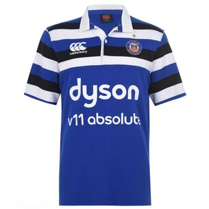 Canterbury Bath Rugby Jersey Mens