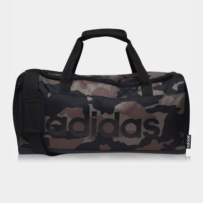 adidas Linear Logo Small Duffel Bag