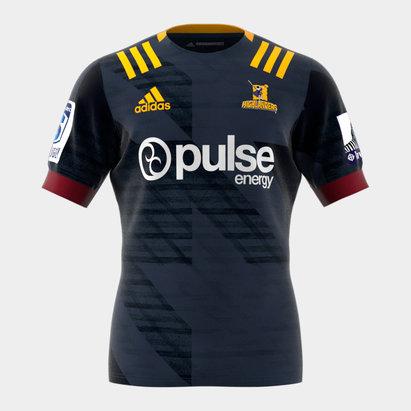 adidas Highlanders Rugby Home Shirt 2020