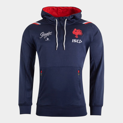 ISC Sydney Roosters NRL 2020 Hooded Rugby Sweat