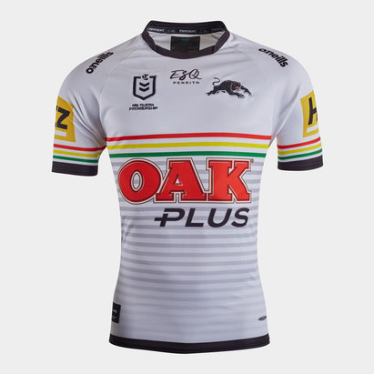 O'Neills Penrith Panthers 2020 NRL Alternate S/S Rugby Shirt