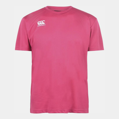 Canterbury Short Sleeve Training T-Shirt Mens