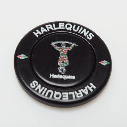 Taylor Made Harlequins Coin Marker