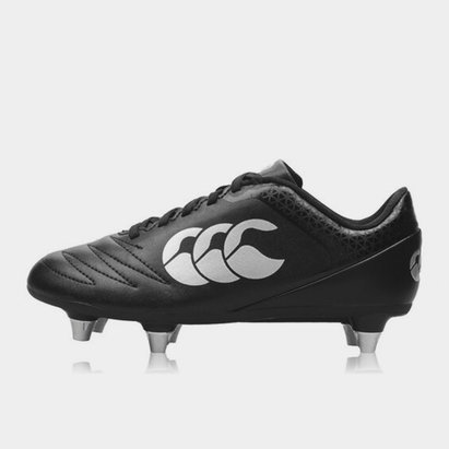 Canterbury Stamp Club Soft Ground Rugby Boots Junior Boys