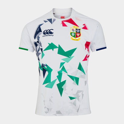 Canterbury British and Irish Lions Training Shirt Mens