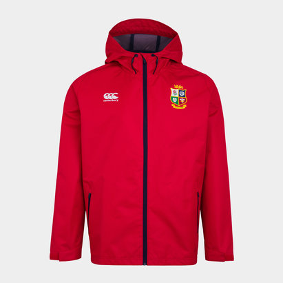 Canterbury British and Irish Lions Water Resistant Jacket Mens