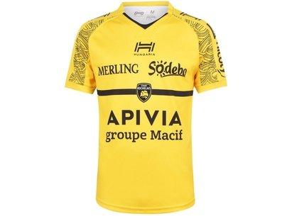 Hungaria Stade Rochelais 2019 2020 Away Shirt Mens