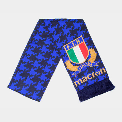 Macron Italy 2017/18 Supporters Scarf