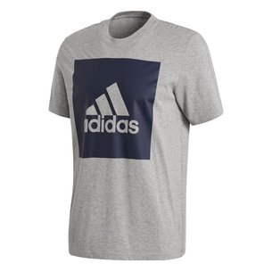 adidas Essentials Big Logo T Shirt Mens