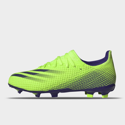 adidas X Ghosted .3 Childrens FG Football Boots