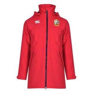 Canterbury British and Irish Lions Waterproof Jacket Mens