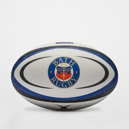 Gilbert Bath Replica Rugby Ball