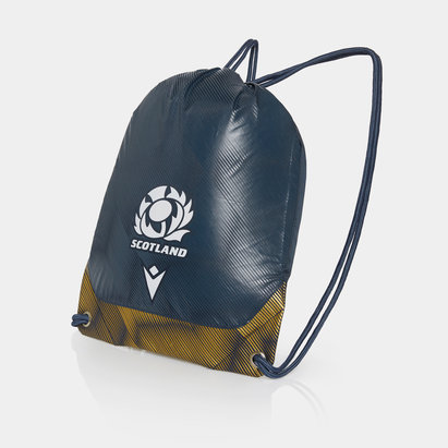 Macron Scotland Gym Sack
