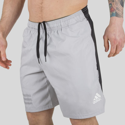 the latest b54dd 7c3ef adidas 4KRFT Climacool Woven Training Shorts