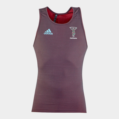 adidas Harlequins 2020/21 Players Training Singlet