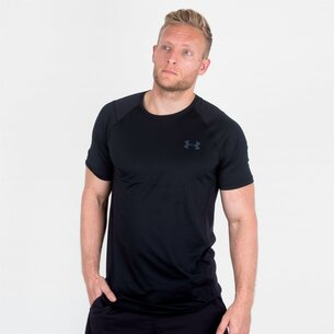 Under Armour Short Sleeve Training T Shirt Mens