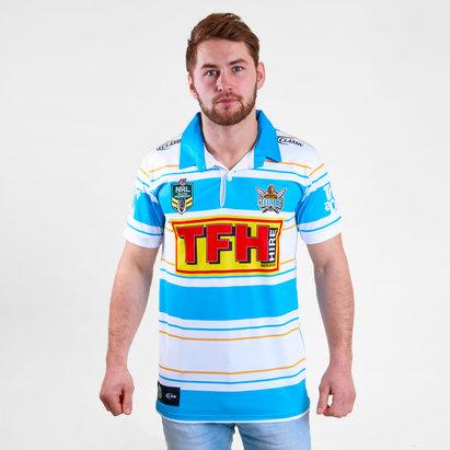 Classic Sportswear Gold Coast Titans Rugby Shirt Mens