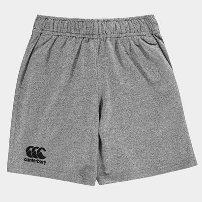 Canterbury Cotton Shorts Junior Boys