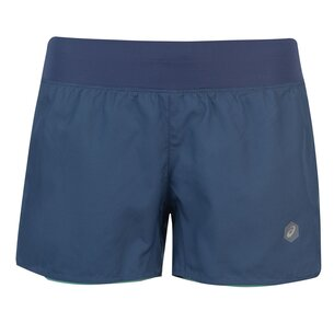 Asics Ladies Cool 2 In 1 3.5 Inch Shorts