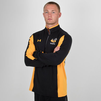 Under Armour Wasps Players 1/4 Zip Training Jacket