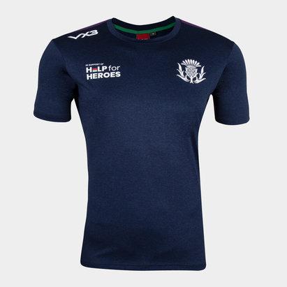 VX-3 Help 4 Heroes Scotland T Shirt Mens