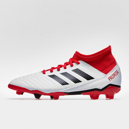 uk availability cc2c6 9cc85 adidas Predator 18.3 FG Kids Football Boots