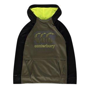 Canterbury Vaposhield Kids Hooded Training Sweat