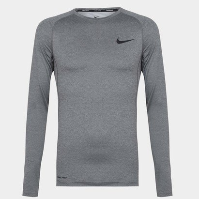 Nike Pro Cool L/S Compression T-Shirt Mens