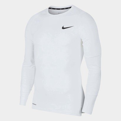 Nike Pro Cool L/S Compression T-Shirt MEns