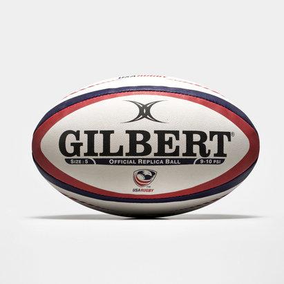Gilbert USA Official Replica Rugby Ball